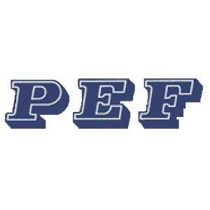 Tømrer & Snedkerfirmaet PEF A/S logo