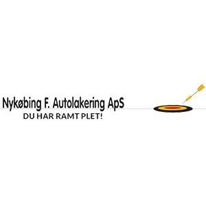 Nykøbing F. Autolakering logo