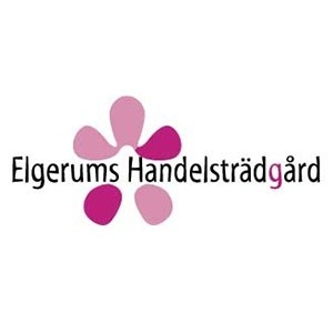 Elgerums Handelsträdgård logo