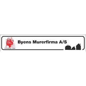 Byens Murerfirma A/S logo