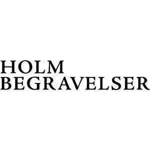 Holm Begravelser Kerteminde logo