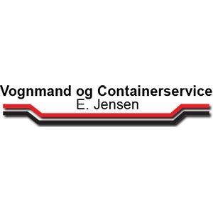 Vognmand Erling Jensen logo