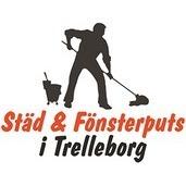 Städ & Fönsterputs I Trelleborg logo