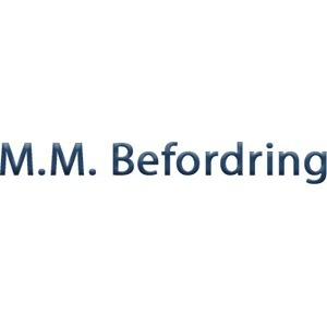 M.M. Befordring ApS logo