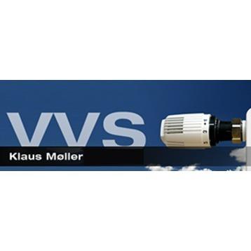 Klaus Møller Vvs logo