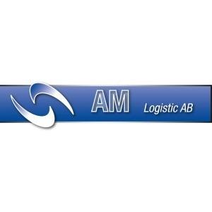 A M Logistic AB logo