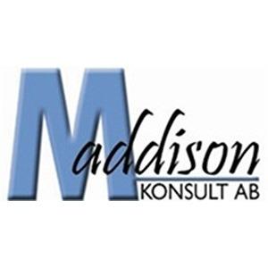 Maddison Konsult AB, M logo