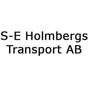 S-E Holmbergs Transport AB logo