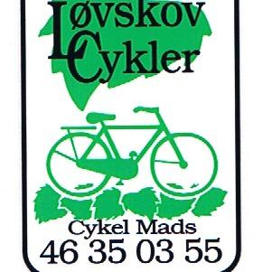 Løvskov Cykler logo