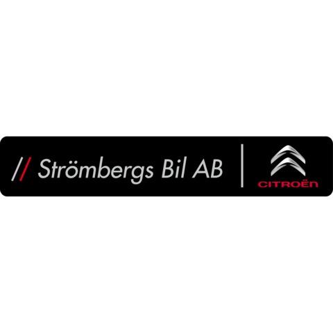 Strömbergs Bil AB logo