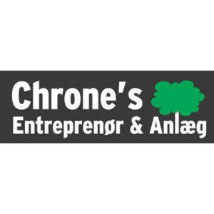 Chrone's Entreprenør & Anlæg ApS logo