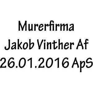 Murerfirma Jakob Vinther ApS logo