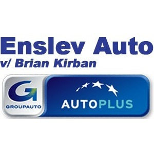 Enslev Auto v/Brian Kirban logo