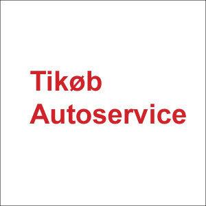 Tikøb Autoservice logo