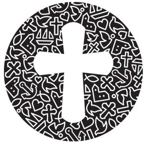 Brøndbyvester Kirkegård/Menighedsrådet logo
