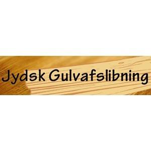Jydsk Gulvafslibning logo
