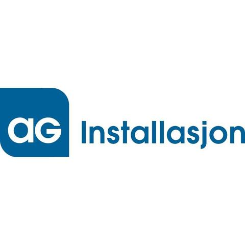 AG Installasjon AS logo