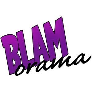 Blamorama Productions AB logo