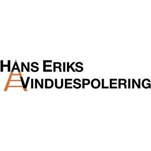 Hans Eriks Vinduespolering logo