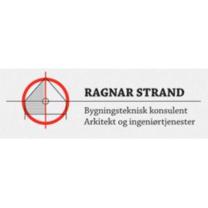 Ragnar Strand Arkitekt logo
