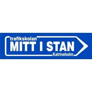 Trafikskolan Mitt i Sta'n logo