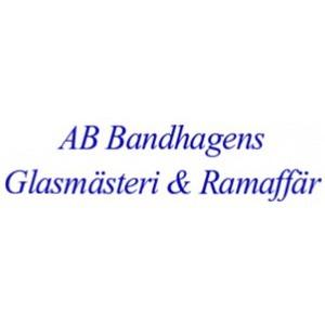 Bandhagens Glasmästeri & Ramaffär, AB logo
