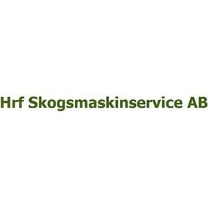 Hrf Skogsmaskinservice AB logo