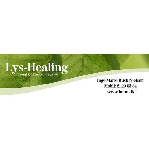 Lys-Healing v. Inge Marie Busk Nielsen logo