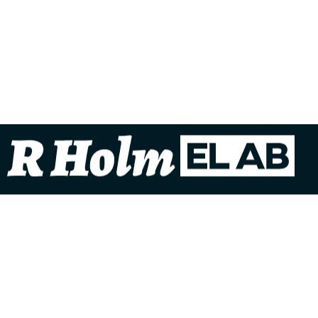 R Holm El AB logo