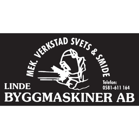 Linde Byggmaskiner AB logo