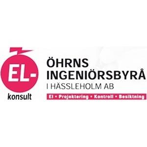 Öhrns Ingeniörsbyrå i Hässleholm AB logo