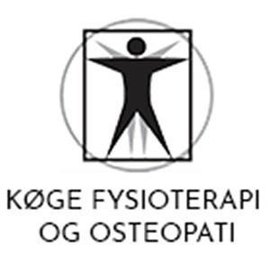 Køge Fysioterapi og Osteopati logo