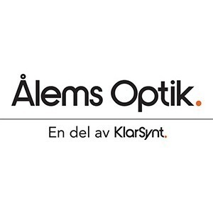 Ålems Optik logo