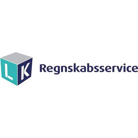 LK Regnskabsservice v/Lene Knudsen logo
