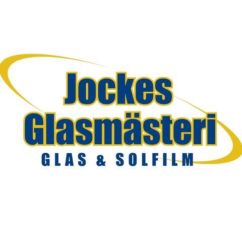 Jocke Glas & Solfilm logo