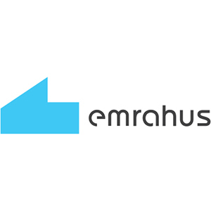Emrahus AB logo