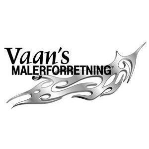 Vagn's Malerforretning logo