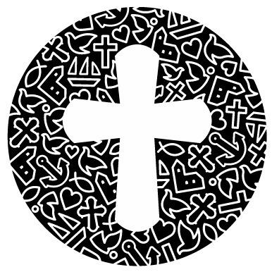 Gelsted Kirke logo