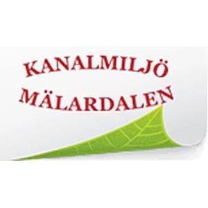 Kanalmiljö Mälardalen, AB logo