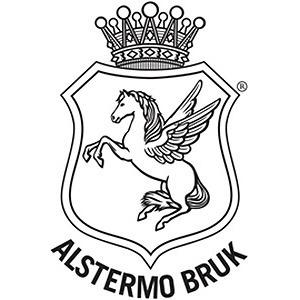 Alstermo Bruk Since 1804 AB logo