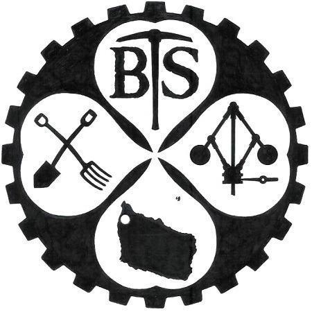 Bornholms Tekniske Samling logo