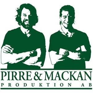 Pirre & Mackan Produktion, AB logo