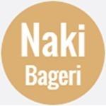 Naki Bageri & Konditori logo