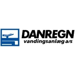 DANREGN vandingsanlæg a/s logo