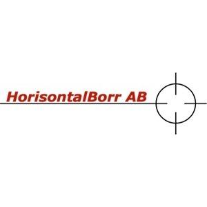 HorisontalBorr Syd AB logo