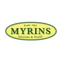 Myrins Textil AB - Komplett tygaffär logo