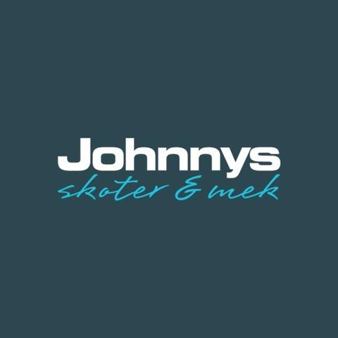 Johnnys Skoter & Mek AB logo