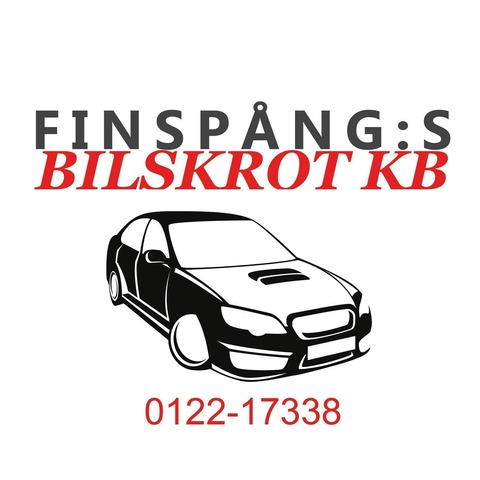 Finspångs Bilskrot logo