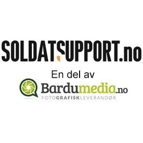Soldatsupport.no logo