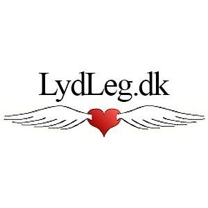LydLeg.dk logo